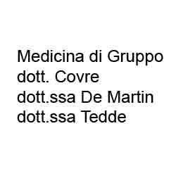 Medicina di Gruppo Dott. Covre - Dott.ssa De Martin - Dott.ssa Tedde - Medici generici Sacile