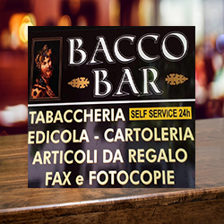 Tabaccheria Bacco - Tabaccherie Assisi