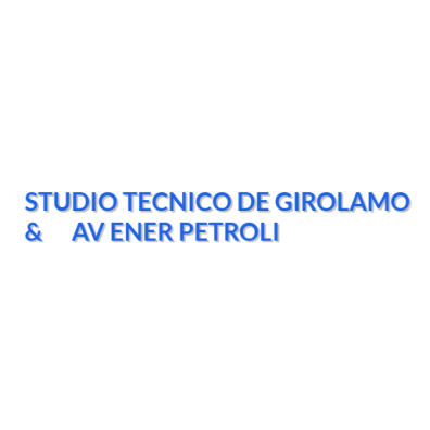 Studio Tecnico De Girolamo Antonio & Av Ener Petroli - Geometri - studi Lucera