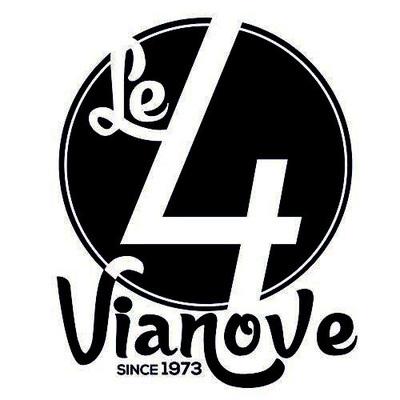 Le 4  Vianove - Hotel Ruffirio - Pizzerie Vinchiaturo