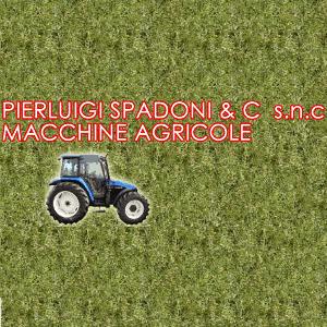 Spadoni Pierluigi & C. - Macchine agricole - commercio e riparazione Cingoli
