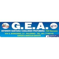 Gea Detersivi - Detersivi a Domicilio Palermo - Detersivi Palermo