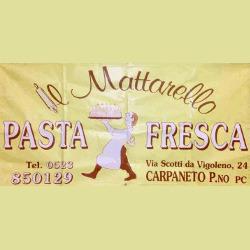 Pasta Fresca il Mattarello