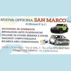 Nuova Officina San Marco - Autofficine e centri assistenza Perugia