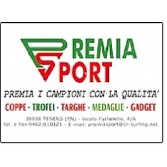 PremiaSport - Coppe, trofei, medaglie e distintivi - vendita al dettaglio Tesero