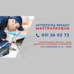 Autofficina Renault Mastrapasqua - Pneumatici - commercio e riparazione Como
