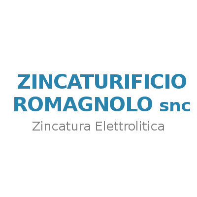 Zincaturificio Romagnolo - Zincatura elettrolitica Faenza