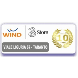 Negozio Wind 3 Store - Telecomunicazioni impianti ed apparecchi - vendita al dettaglio Taranto