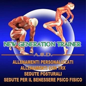 New Generation Trainer di Rosario De Giorgio - Palestre e fitness Taranto