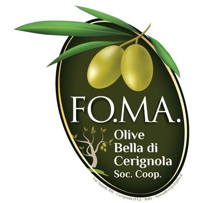 Fo.Ma Olive B. di Cerignola - Alimentari - produzione e ingrosso Cerignola