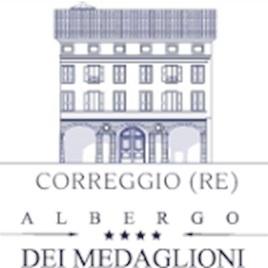 Albergo dei Medaglioni - Alberghi Correggio