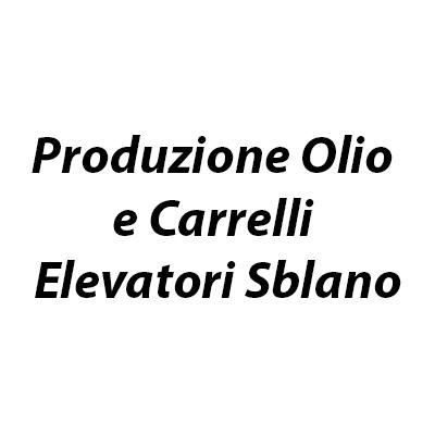 Produzione Olio e Carrelli Elevatori Sblano - Carrelli elevatori e trasportatori - commercio e noleggio Palo del Colle