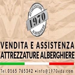 1970 Attrezzature Alberghiere - Arredamento bar e ristoranti Quart