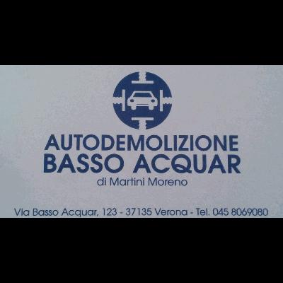 Autodemolizione Basso Acquar - Ricambi e componenti auto - commercio Verona