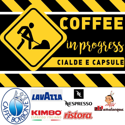Coffee in Progress  Caffè in Cialde Capsule e Depuratori Acqua - Torrefazioni caffe' - esercizi e vendita al dettaglio Serino