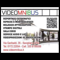 Videomnibus - Studio Video - Audiovisivi filmati, spot e multimediali - realizzazione e duplicazione Savigliano