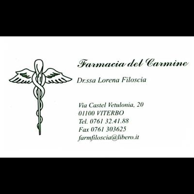Farmacia Del Carmine - Filoscia - Farmacie Viterbo