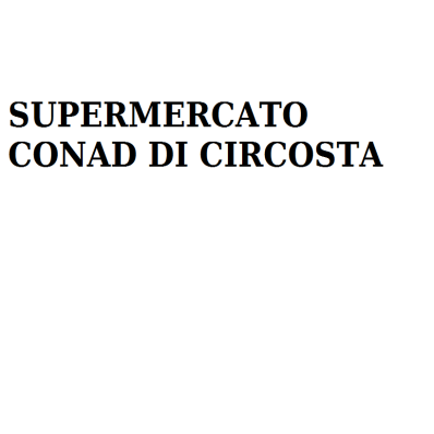 Conad - Alimentari - vendita al dettaglio Gioia Tauro