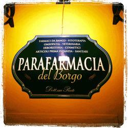 Parafarmacia del Borgo - Parafarmacie Imperia