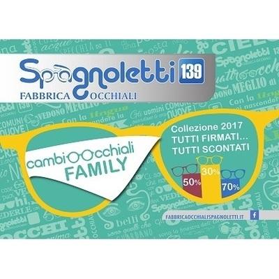 Spagnoletti Fabbrica Occhiali - Ottica, lenti a contatto ed occhiali - vendita al dettaglio Maglie