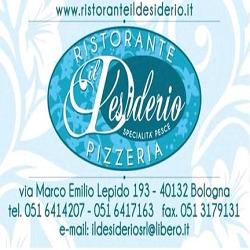 Ristorante Pizzeria Il Desiderio - Pizzerie Bologna