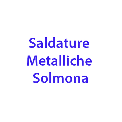 Saldature Metalliche Solmona - Officine meccaniche Caltrano