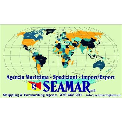 Seamar Srl - Agenzie marittime Cagliari