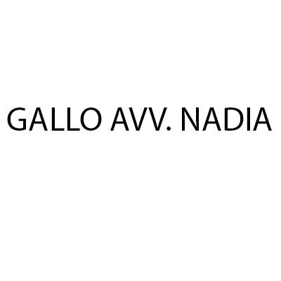 Gallo Avv. Nadia