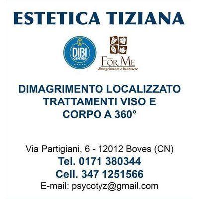 Allinio Tiziana Estetica - Dibi Milano - Istituti di bellezza Boves