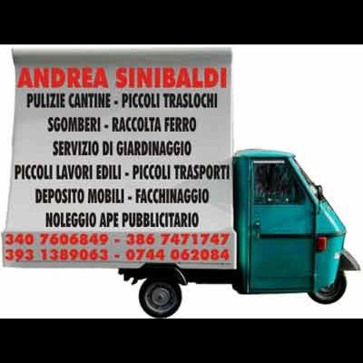 Sinibaldi Andrea Traslochi - Traslochi Terni