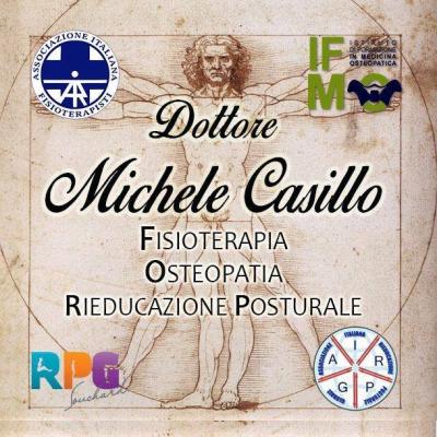 Dr. Michele Casillo - Fisiosteo Lab - Fisioterapia Osteopatia Posturologia - Osteopatia San Giuseppe Vesuviano