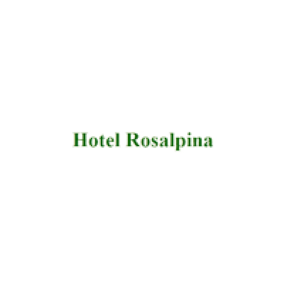 Albergo Hotel Rosalpina