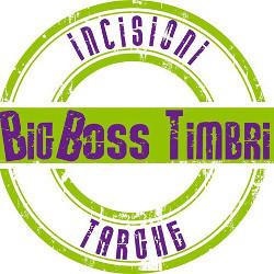 Bigboss Timbri - Incisione metalli e plastica Parma