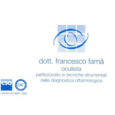 Famà Dott. Francesco Oculista