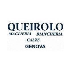 Queirolo Maglieria Calze Biancheria - Spugne Genova
