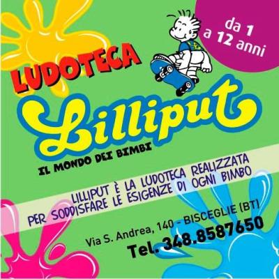 Ludoteca Lilliput - scuole dell'infanzia private Bisceglie