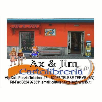 Cartoleria Ax & Jim - Cartolerie Telese Terme