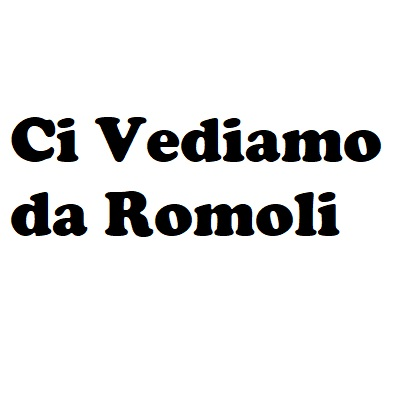 Ci Vediamo da Romoli - Bar e caffe' Genova
