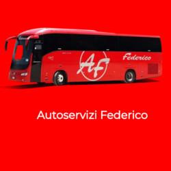 Autoservizi Federico - Noleggio Autobus Pullman Gran Turismo - Autolinee Caltagirone