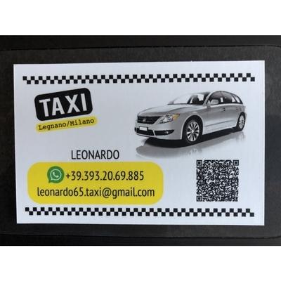 Leonardo Servizio Taxi - Taxi Legnano