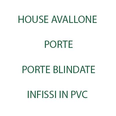 House  Avallone   Porte -Porte Blindate - Infissi in Pvc - Porte Pontecagnano