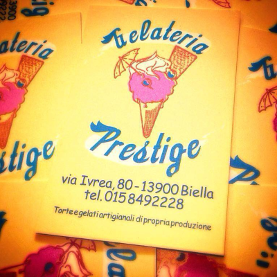 Gelateria Prestige Eccellenza Artigiana - Pasticcerie e confetterie - vendita al dettaglio Biella