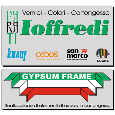Parati Ioffredi - Colori, vernici e smalti - vendita al dettaglio Ripalimosani