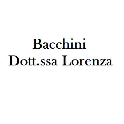 Bacchini Dott.ssa Lorenza - Medici specialisti - dietologia e scienza dell'alimentazione Fidenza