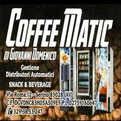 Coffee Matic - Distributori automatici - commercio e gestione Sala