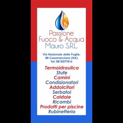 Passione Fuoco & Acqua Mauro - Bagno - accessori e mobili Casamarciano