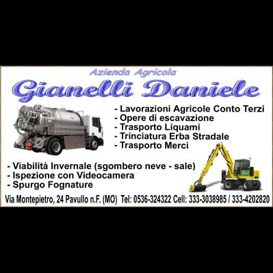 Gianelli Daniele - Servizi Ecologici