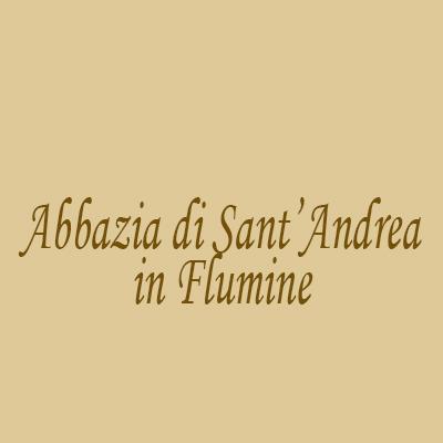 Abbazia di Santandrea in Flumine - Feste - organizzazione e servizi Ponzano Romano