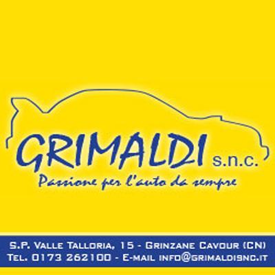 Grimaldi - Carrozzerie automobili Grinzane Cavour