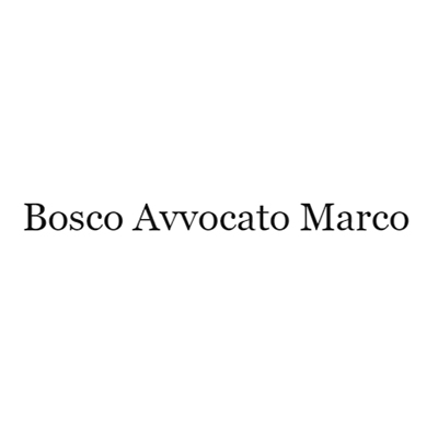 Bosco Avvocato Marco